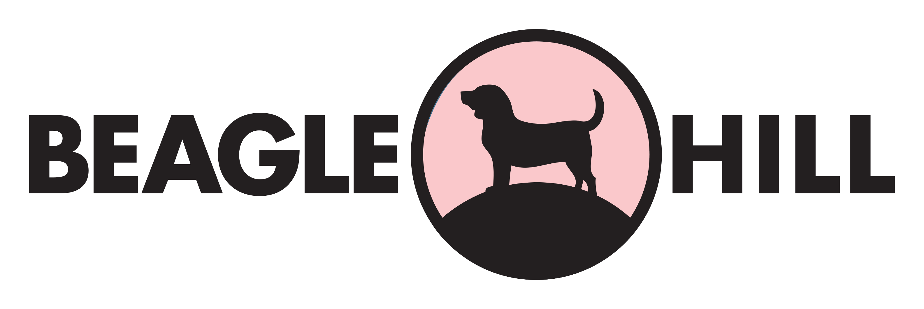 beagle hill logos and brand assets